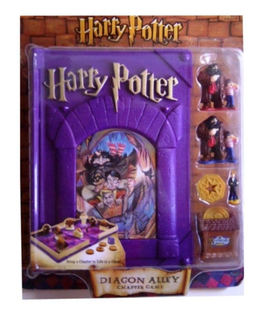hasta un 50% de descuento Harry Potter and the Sorcerer's Stone - Diagon Alley Chapter Chapter Chapter Game - Bring a Chapter to Life in a Game  n ° 1 en línea
