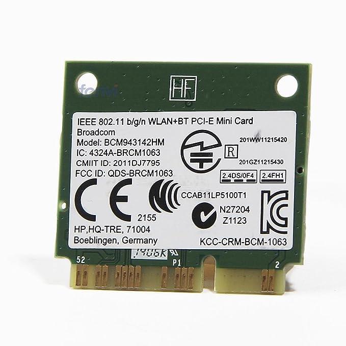 SUNNY-MERCADO Nueva Broadcom BCM943142HM + Bluetooth 4.0 ...