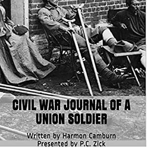 Civil War Journal of a Union Soldier Audiobook