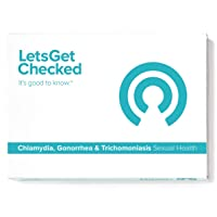 STD/STI Test for Men and Women for Most Common STD ; Chlamydia, Gonorrhea and Trichomonas...