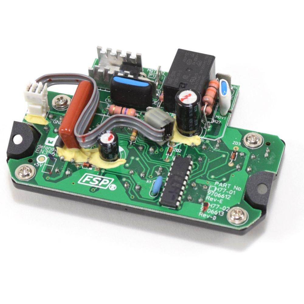 Whirlpool 9706613 Control Genuine Original Equipment Manufacturer (OEM) Part