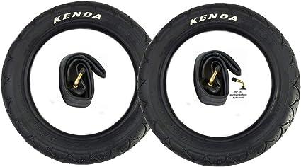 Universal Schlauch passt in alle 10 Zoll Reifen 10 x 1,75 x 2 Autoventil 90 Grad