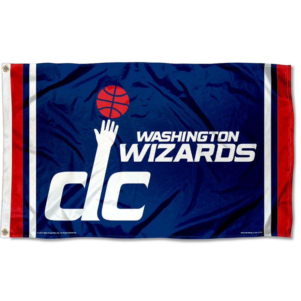 NBA Washington Wizards 3x5 Banner Flag
