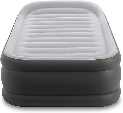 Amazon.com: Intex individual Deluxe almohada resto Raised ...