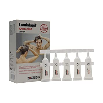 Amazon.com : Lambdapil Hair Loss Lotion 3ml x 20 Single Dose - Hair ...