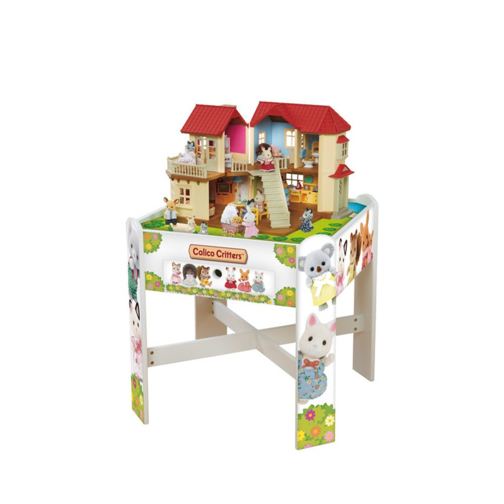 Amazon.com: Calico Critters Calico Playtable for Consumers: Toys & Games