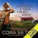 The Cowboy's E-Mail Order Bride Hörbuch von Cora Seton Gesprochen von: Amy Rubinate