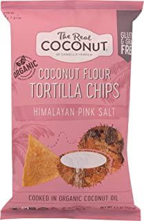 product image for The Real Coconut (NOT A CASE) CHIP TRTLA FLR CCNUT HL S
