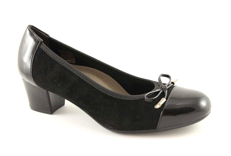 Grunland Frau Toro SC1618 Schwarze Schuhe Frau Grunland decollet Stretch Nero 070b66