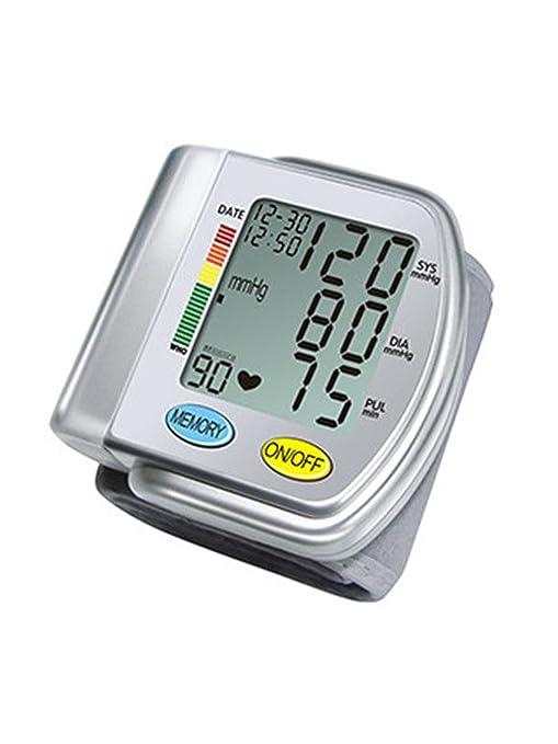 Sistema automático de digitaes Tensiómetro muñeca para no de invasive de medición de la presión sistólica