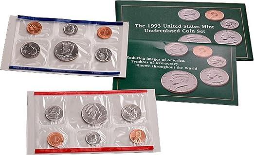 Uncirculated Set 1993 U.S