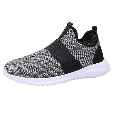 Sannysis Mesh Schuhe Herren Sportschuhe Sneakers Ultra