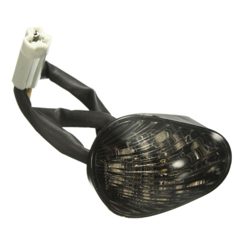 Montage encastr/é pour Yamaha YZF R1/R6/R6S. t/émoins lumineux Ungfu Mall 1/paire de clignotants LED