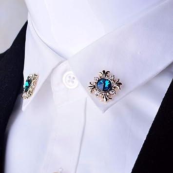 XIONGZ Original de Moda de Cristal Traje de los Hombres de Solapa ...
