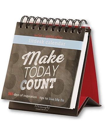 2016 color me happy daily desktop box calendar