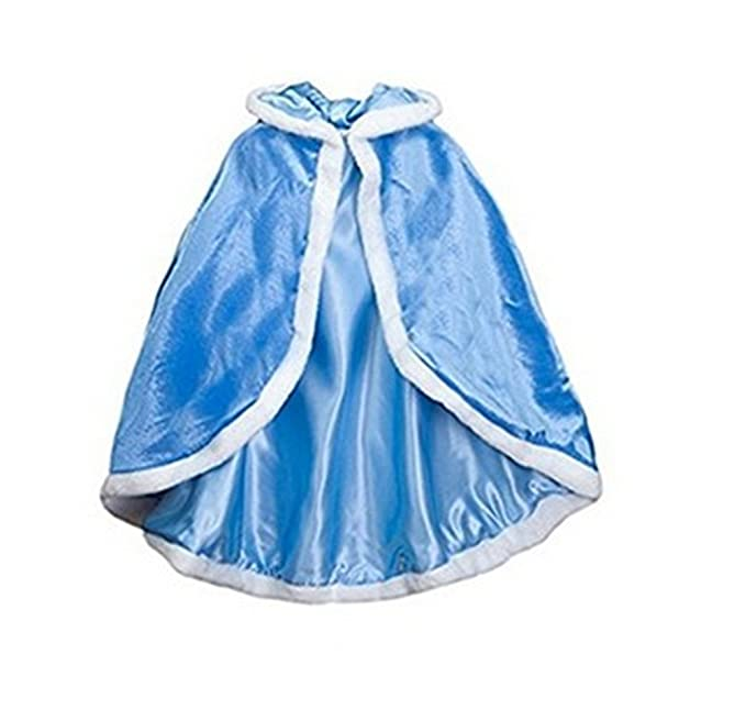 Amazon.com: Cleana Arts - Disfraz de princesa con capucha ...