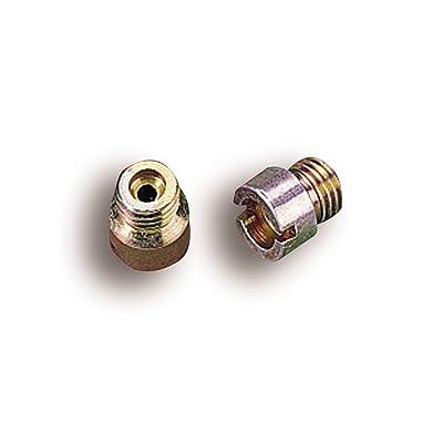 """Holley 122-100 .128"""" Carburetor Standard Main Jet - Pack of 2: Automotive"""