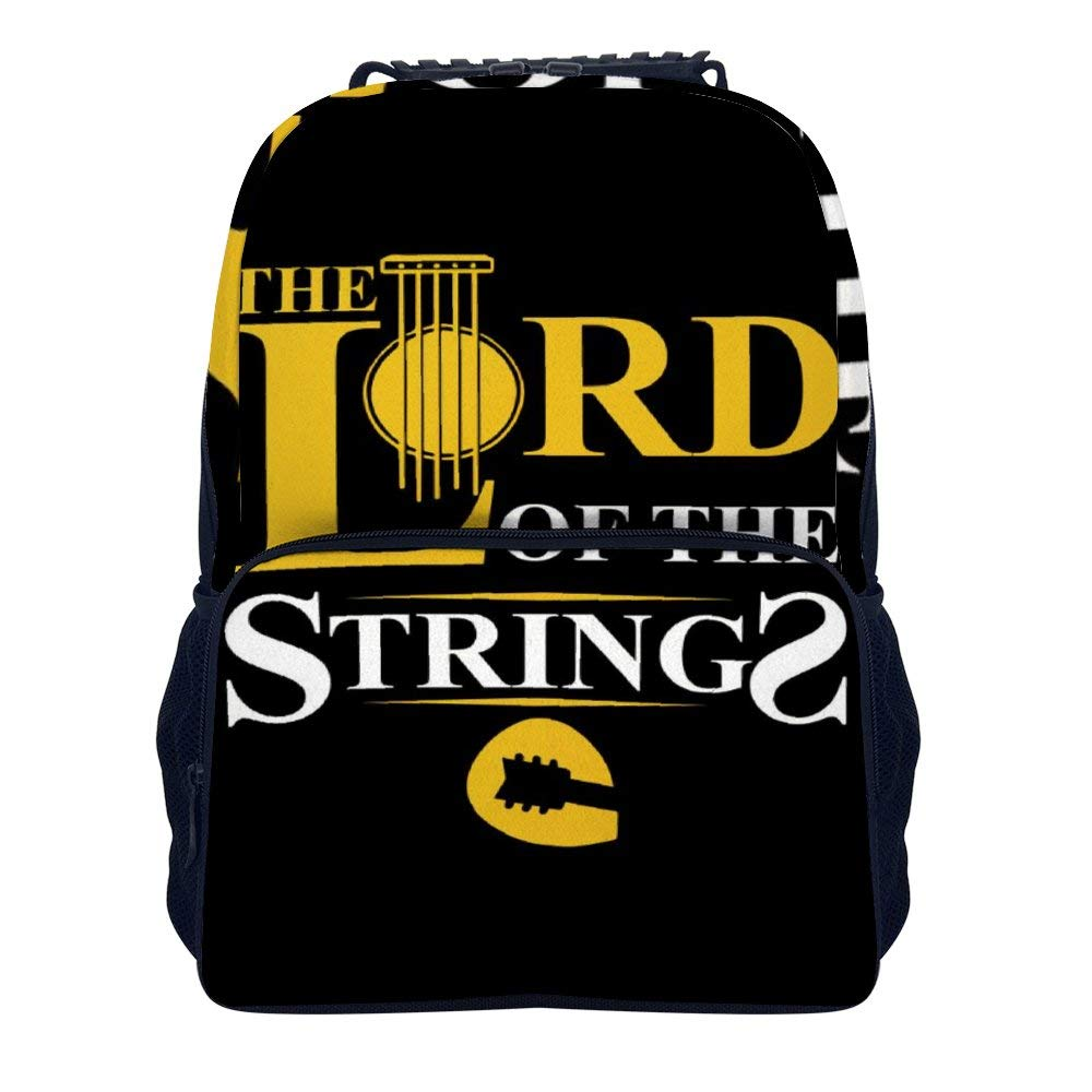 Guitar Bassist Musicians Elec-tric Guitars Music Lovers s The Lord Casual Bag School by FJHY