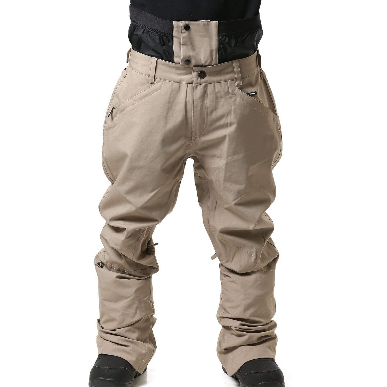 BONFIRE ボンファイアー スノーボード ウェア パンツ M 黒LINED PANT 18-19モデル メンズ BIMBBLJ KHAKI Small