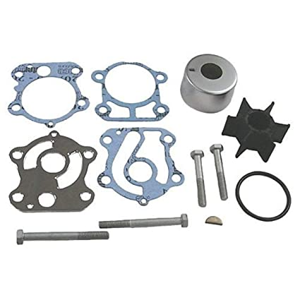 Water Pump Kit for Yamaha Outboard (75-90HP) Replaces 18-3370 & YM  692-W0078-A0-00 - EMP