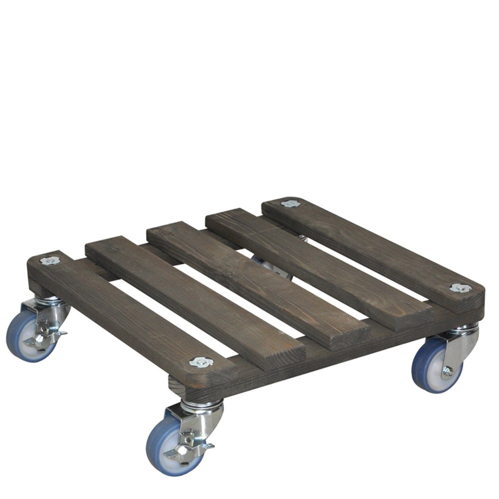 Wagner System 20709001 Multi-Roller Gardening Wagon, Anthracite
