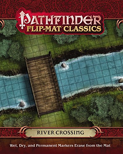 Pathfinder Flip-Mat Classics: River Crossing