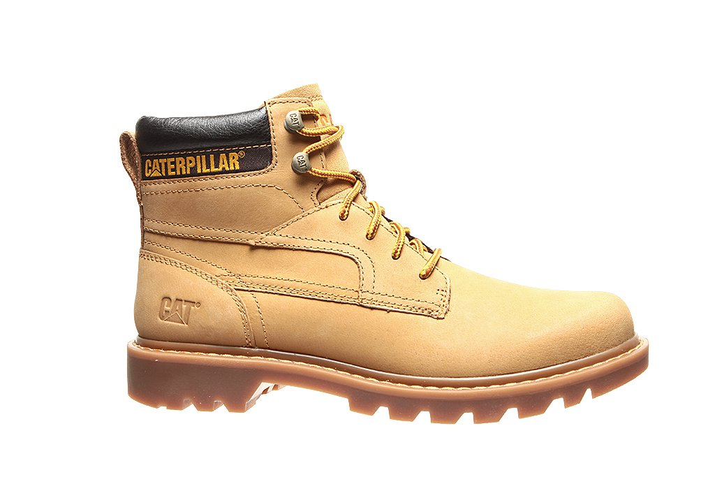 Caterpillar Bridgeport Herren Chukka Boots Honey