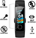 PALAK Ultra Thin Screen Guard Protector Film for Honor Band 5- (Pack of 2)