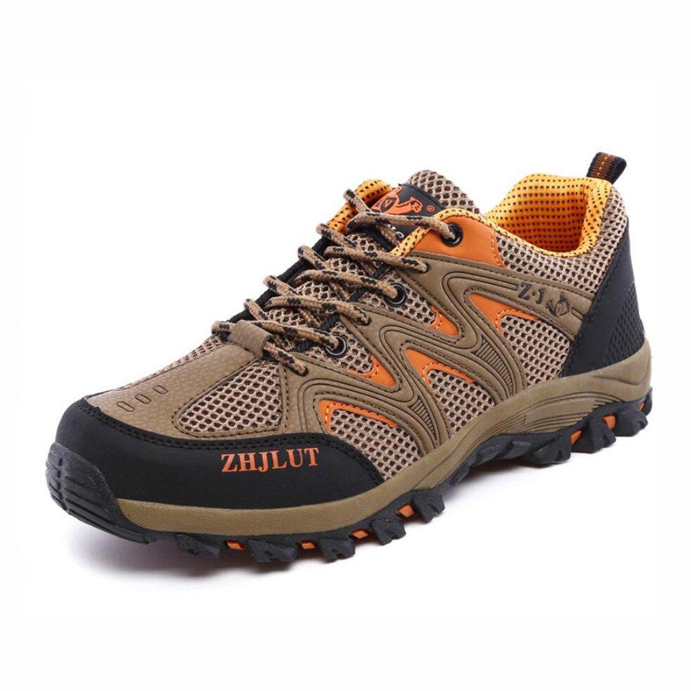 YaXuan Zapatos para Caminar para Hombres - Zapatos Ligeros, Calzado con Forro de Malla, Parachoques para el Talón y el pie - para Caminar, Caminar, Viajar Este Verano, Zapatos para Parejas 36|UN