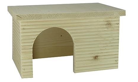 Elmato 10046 - Caseta para roedores (Pino Macizo)