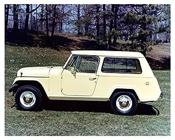 Amazon.com: 1965 Jeep Jeepster Commando Photo Poster ... |1965 Jeep Commando