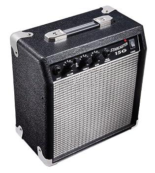 Fender Starcaster 15-Watt 1×8 Acoustic Guitar Amplifier