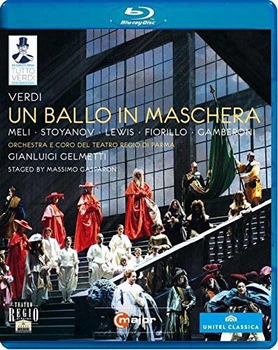 Francesco Meli - Un Ballo in Maschera (Blu-ray)