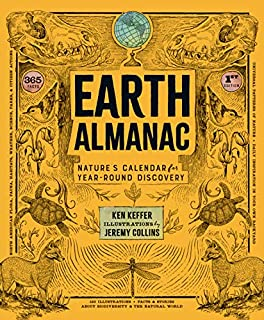 Book Cover: Earth Almanac: Nature's Calendar for Year-Round Discovery