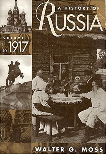 Book A History of Russia: Through 1917 v. 1