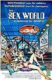 Sex World - 1978 - Movie Poster