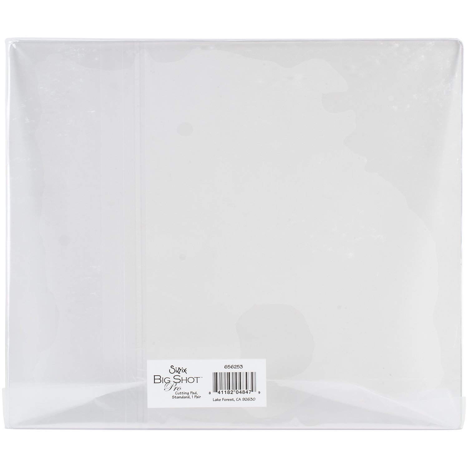 Sizzix Cutting Pads for Big Shot Pro 656253, 2 Pack, Multi Color, One Size,