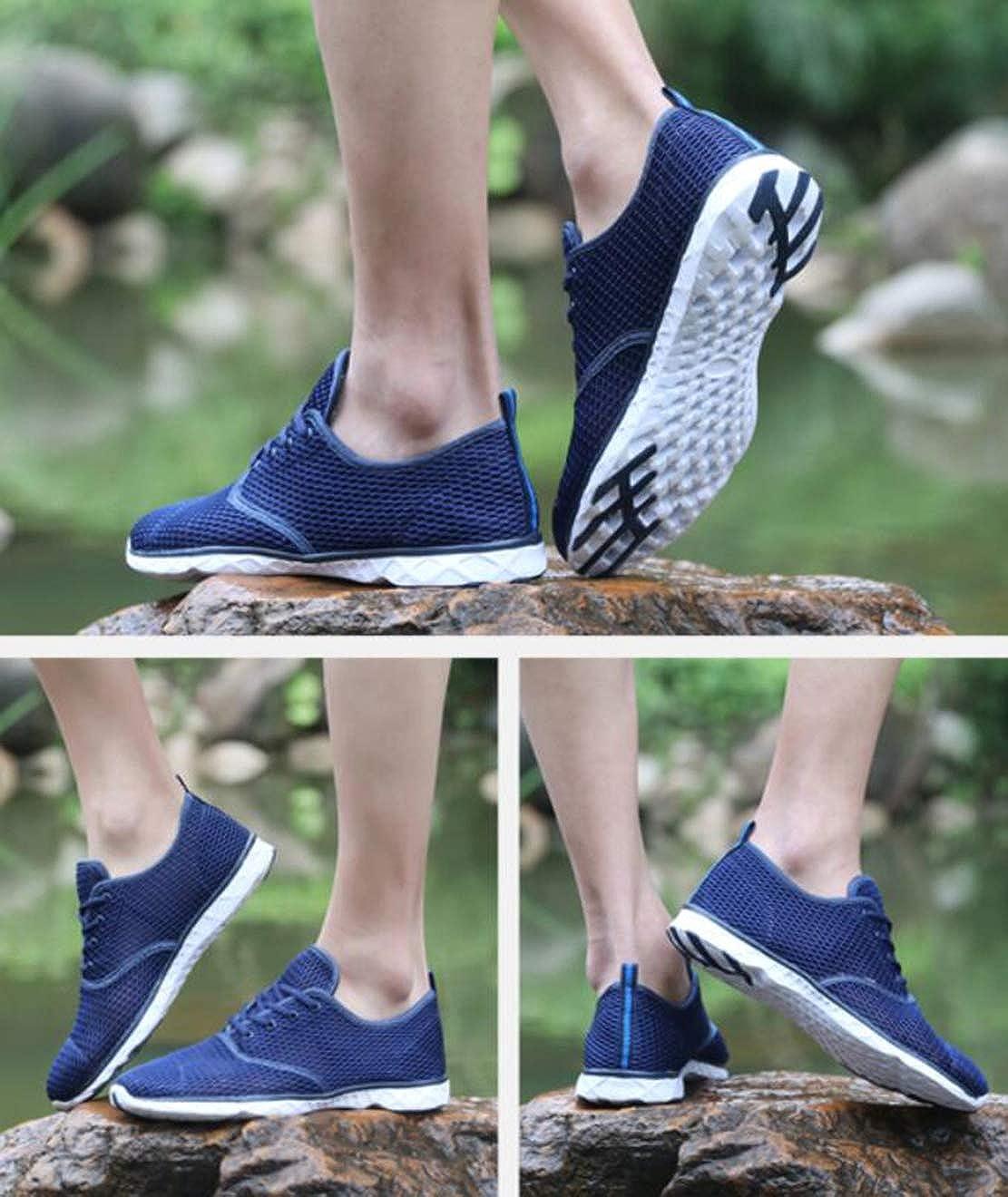 Go Tour Mens Quick Drying Aqua Water Shoes