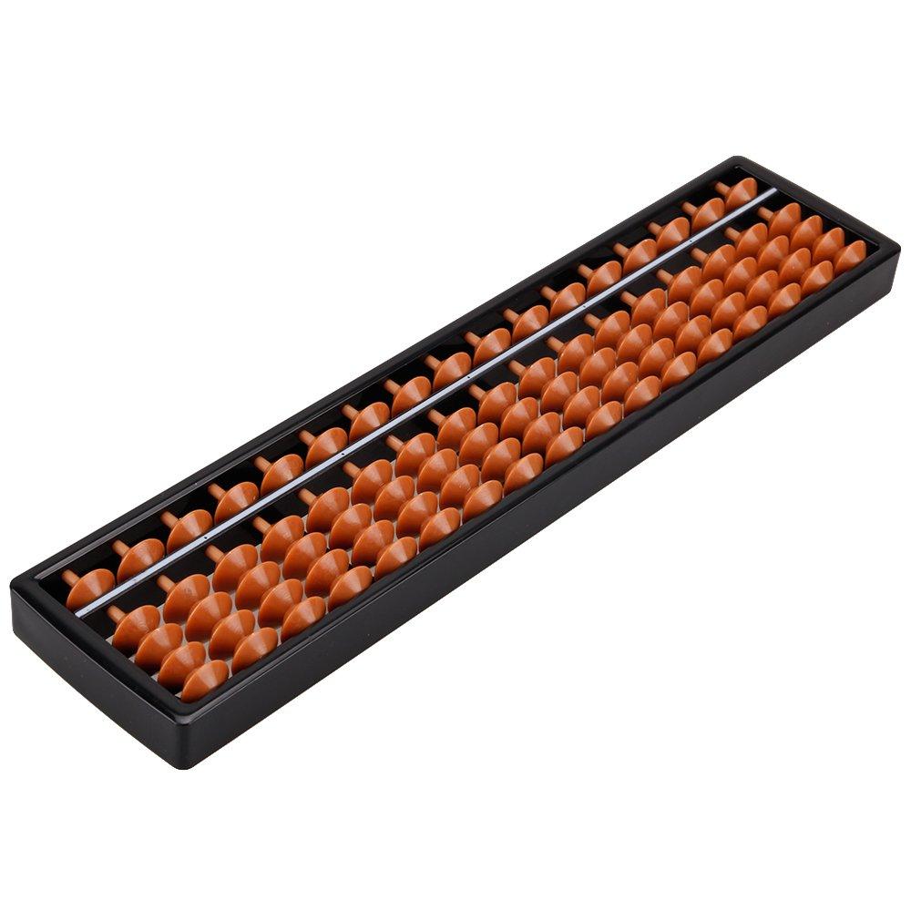 Pallottoliere a 17colonne, abaco giapponese, strumento educativo per calcoli aritmetici ZIJIA