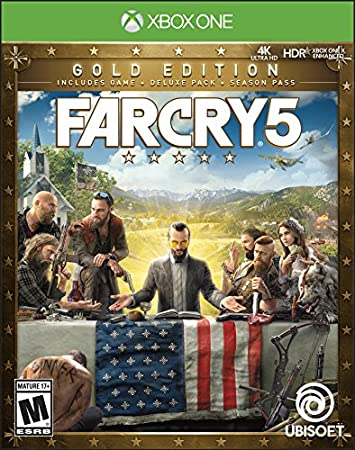 Far Cry 5 Gold Edition - Xbox One [Digital Code]