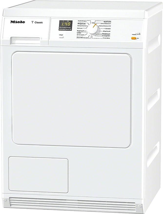 Miele TDA150 C B Independiente 7kg Front-load Color blanco ...