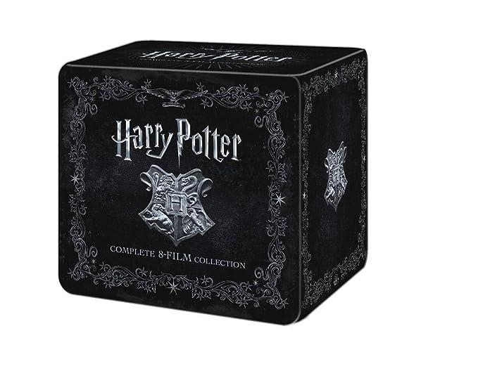 Harry Potter die kompletten 8 Steelbook Filme