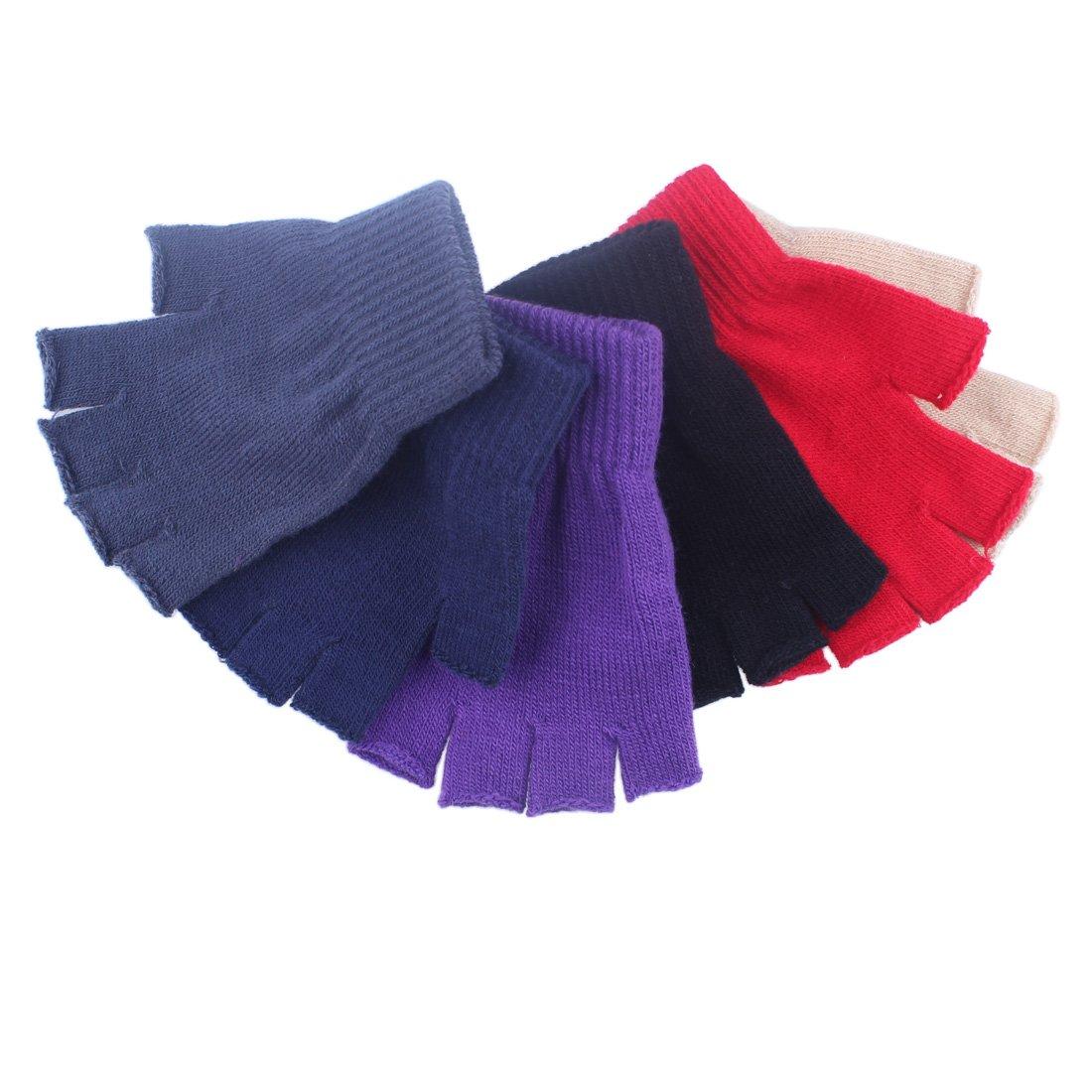 Kids Child little Girl Boy Winter Wool Knitted Gloves ZJDZ1794-7