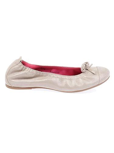 a basso prezzo 16799 a5364 Le Babe Ballerine Donna MO1816LUCEQUARZO Pelle Rosa: Amazon.it ...