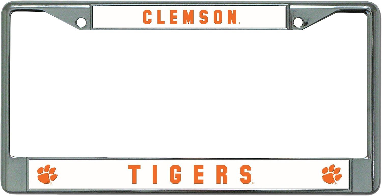 WinCraft NCAA Clemson University 29690013 LIC Full Color Plate Frame
