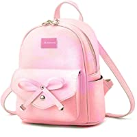 Alice Cute Mini PU Leather Backpack Fashion Small Daypacks Purse for Girls and Women