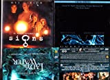 Signs , Unbreakable , Lady in the Water : M. Night Shyamalan 3 Pack Collection