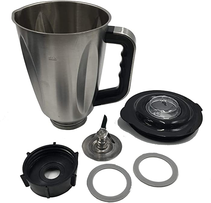 Updated 2021 – Top 10 Blender Head Replacement For Bullet