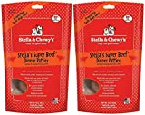 Stella and Chewy's Freeze Dried Dog Food for Adult Dogs Beef Dinner 14 Ounce Bag