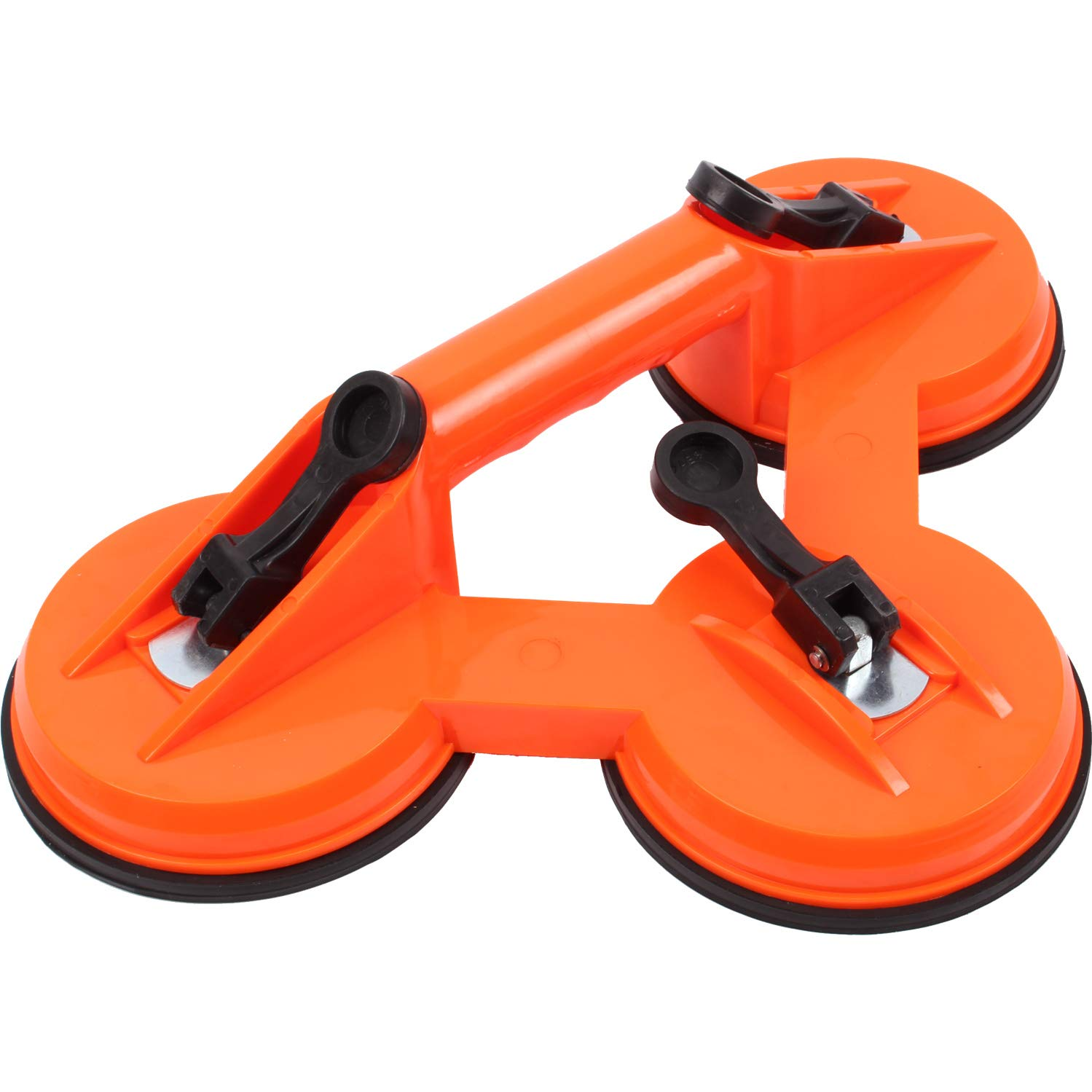 Double Pad Suction Cup Lifter Dent Puller Glass Lifting Tool